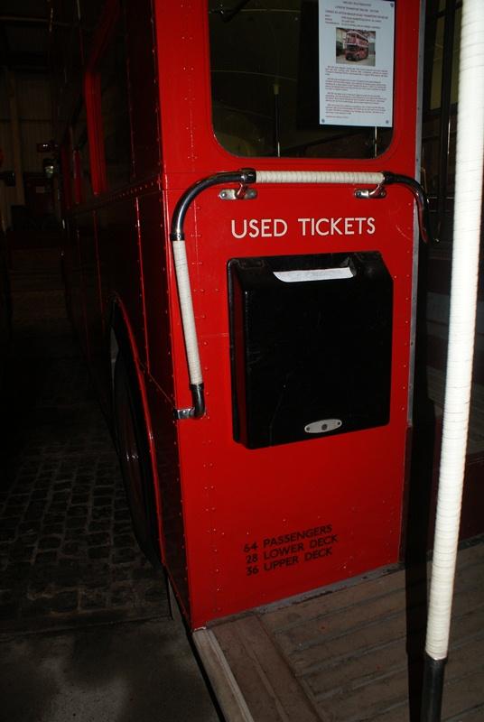 AEC Routemaster London double decker bus 1/24 Revell terminus tout le monde descend! Garbag10