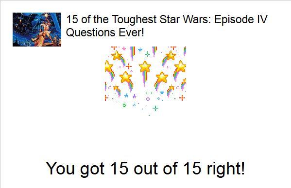 Star Wars Quiz Quiz10