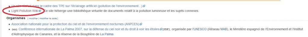 Pollution lumineuse : base de données - Page 3 Captur16