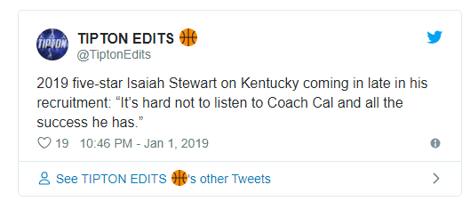 tOfficial Isaiah Stewart Recruiting Thread Captur16
