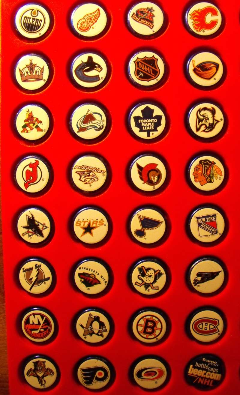labatt encore : emblèmes NHL Dscf1111