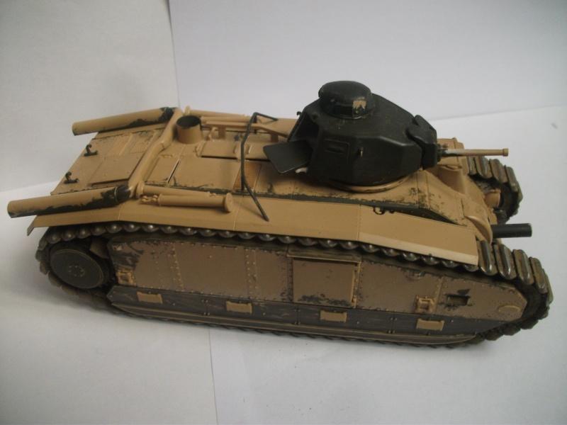 B1 bis Tamiya 1/35 13eme dragon Dscf0018