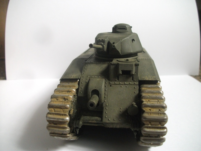 B1 bis Tamiya 1/35 13eme dragon Dscf0019