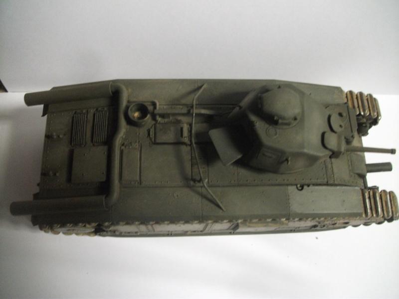 B1 bis Tamiya 1/35 13eme dragon Dscf0021