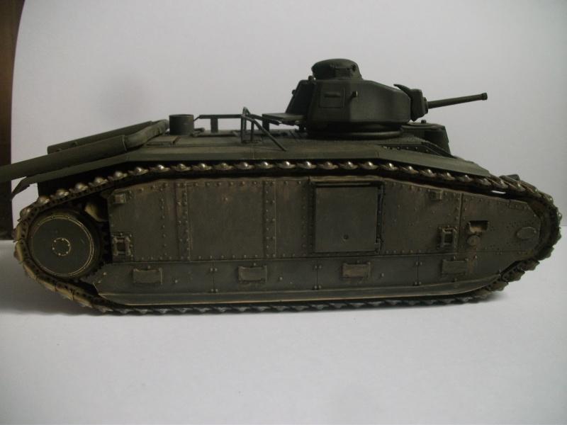 B1 bis Tamiya 1/35 13eme dragon Dscf0022