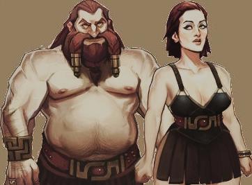 Les Nains Dwarf10
