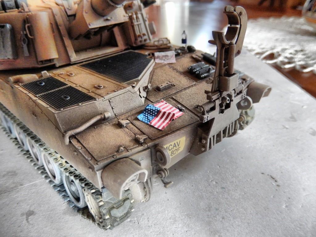 M109A6 Paladin 1/35 AFV Club [Ultronix] Dscn3212