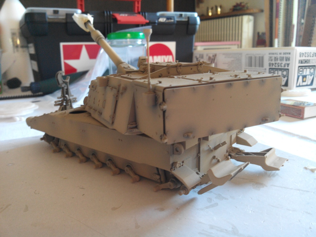 M109A6 Paladin 1/35 AFV Club [Ultronix] Img_2019