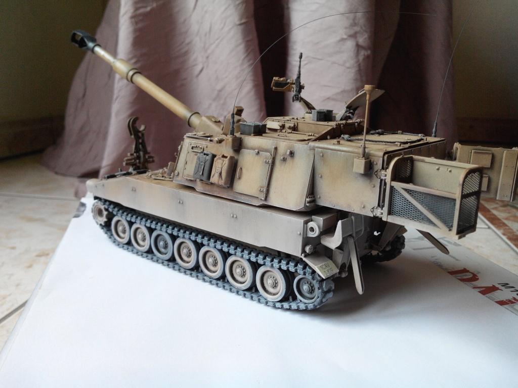 M109A6 Paladin 1/35 AFV Club [Ultronix] Img_2022