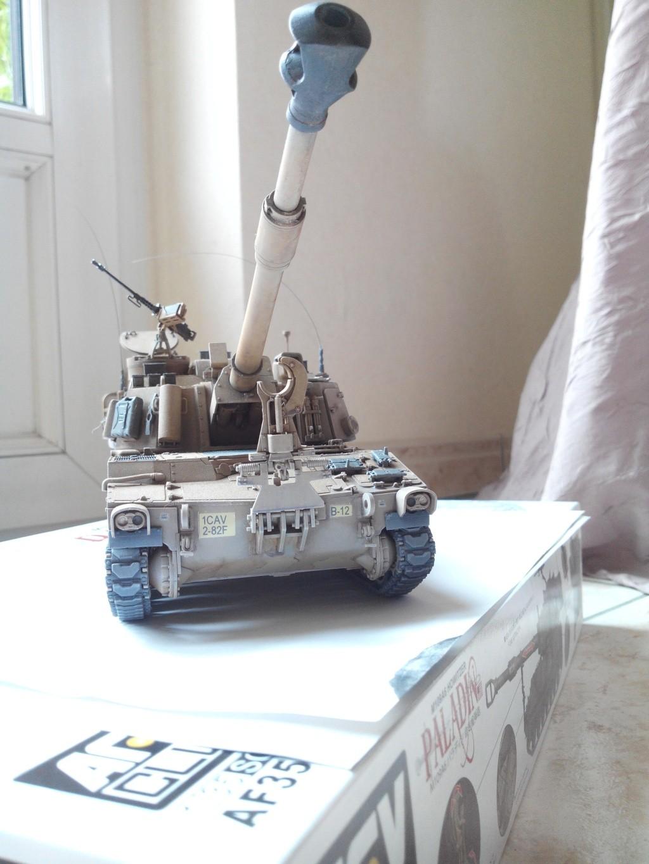 M109A6 Paladin 1/35 AFV Club [Ultronix] Img_2024