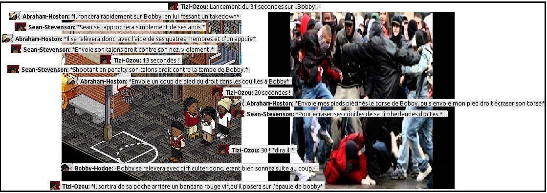 Blood's Gang - partie screenshot Essaie10