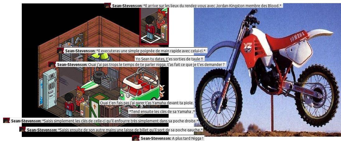 Blood's Gang - partie screenshot Lolipo10
