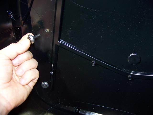 TUTO montage d'un porte objet sur TOP CASE GIVI V56 01211