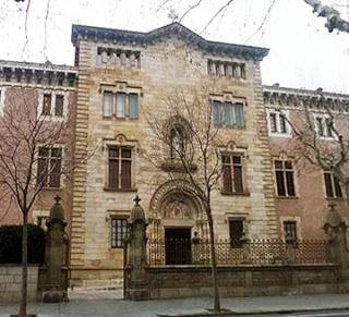 NOVA sortida dissabte 13-12-14 Museu Geològic del Seminari de Barcelona (MGSB) Semina10