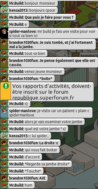 [Mr.Build] Rapports Médicaux [C.H] - Page 2 131