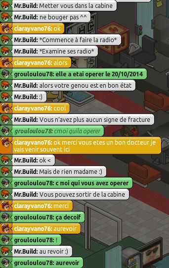 [Mr.Build] Rapports Médicaux [C.H] - Page 2 251