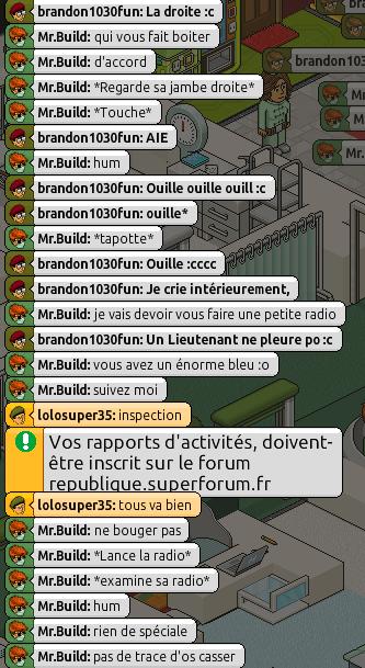 [Mr.Build] Rapports Médicaux [C.H] - Page 2 253