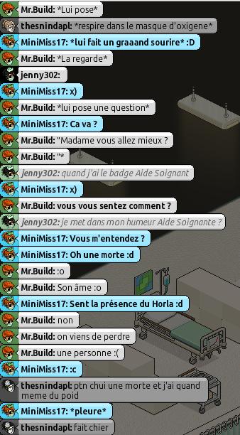 [Mr.Build] Rapports Médicaux [C.H] - Page 2 325