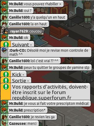 [Mr.Build] Rapports Médicaux [C.H] - Page 2 513
