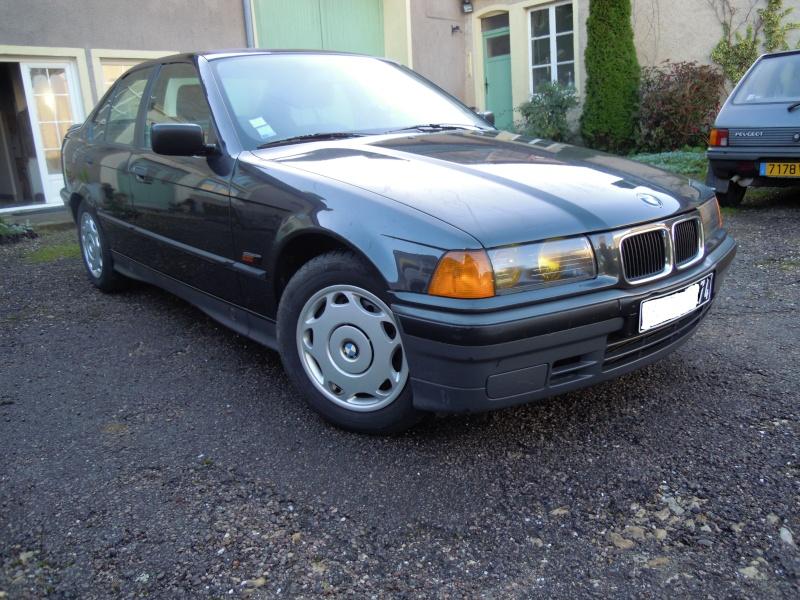 [BMW316i E36] 00610