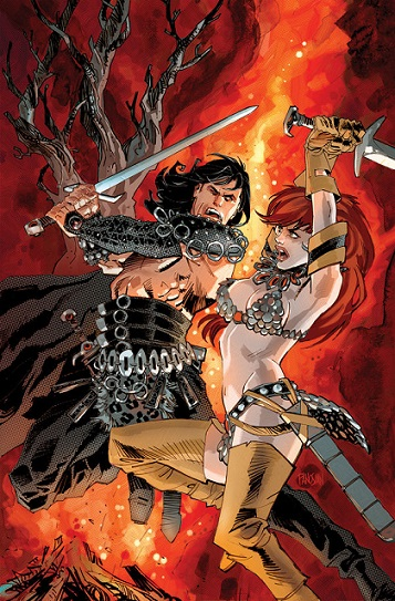 Anyone Reading Red Sonja? 2531710