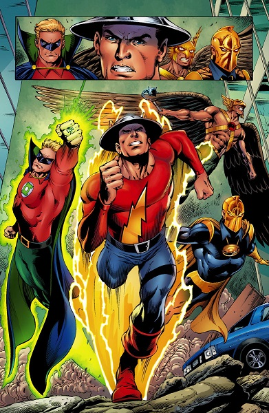 DC's Convergence: Week Four Conver10