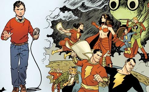 DC's Convergence: Week Four Shazam10