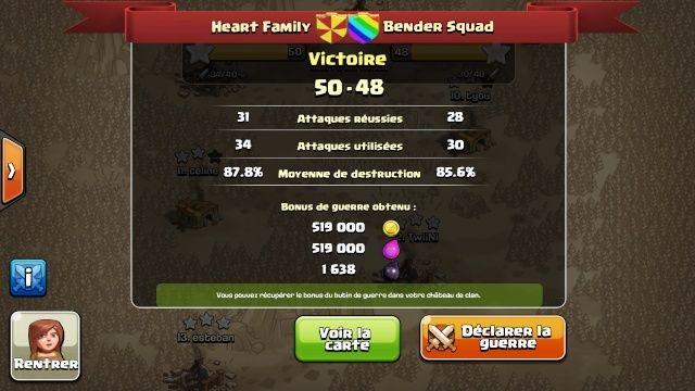 [VICTOIRE] Heart Family vs Bender Squad Screen12