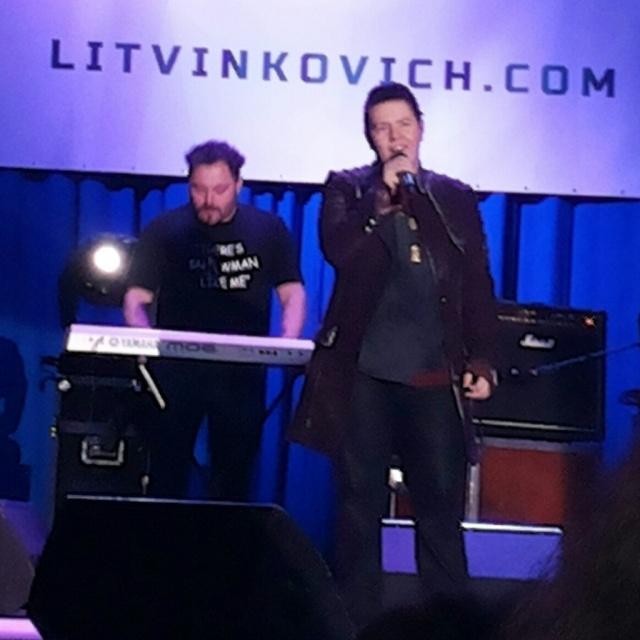 Евгений Литвинкович: Общение поклонников - Том VI Wscgcv10