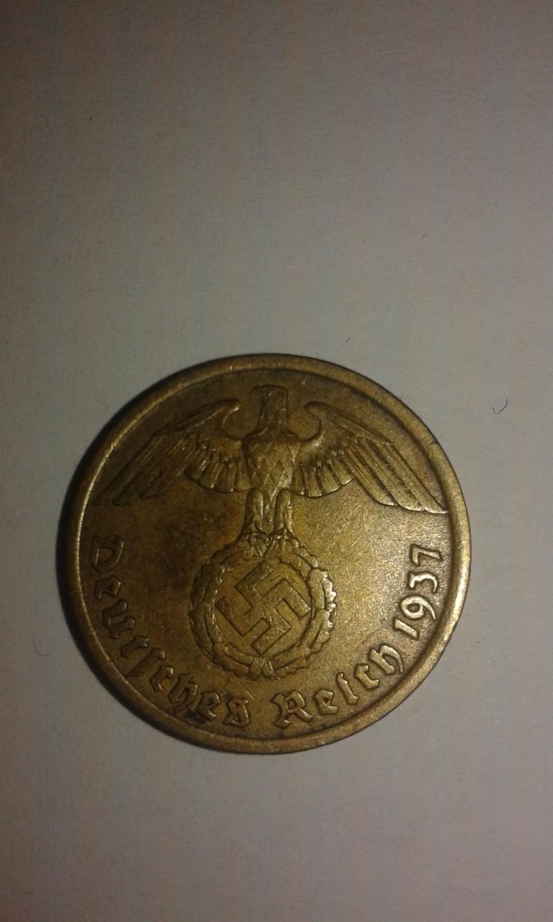10 Reichspfennig 1937 A 3711