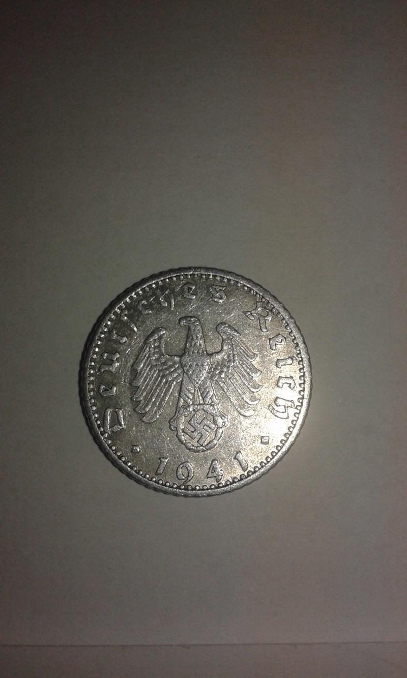 50 Reichspfennig 1941 A 4110