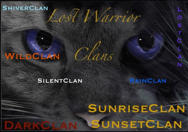 Lost warrior clans