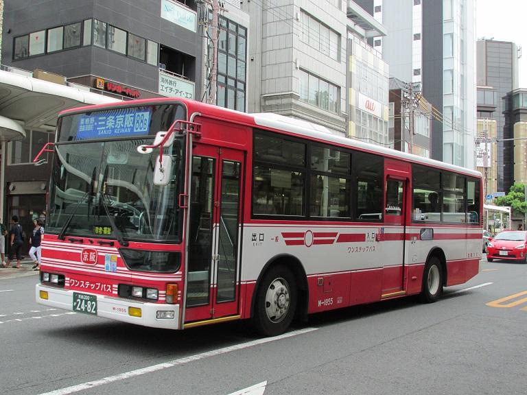 [2013年の夏][京都市] 京阪バス Img_0014