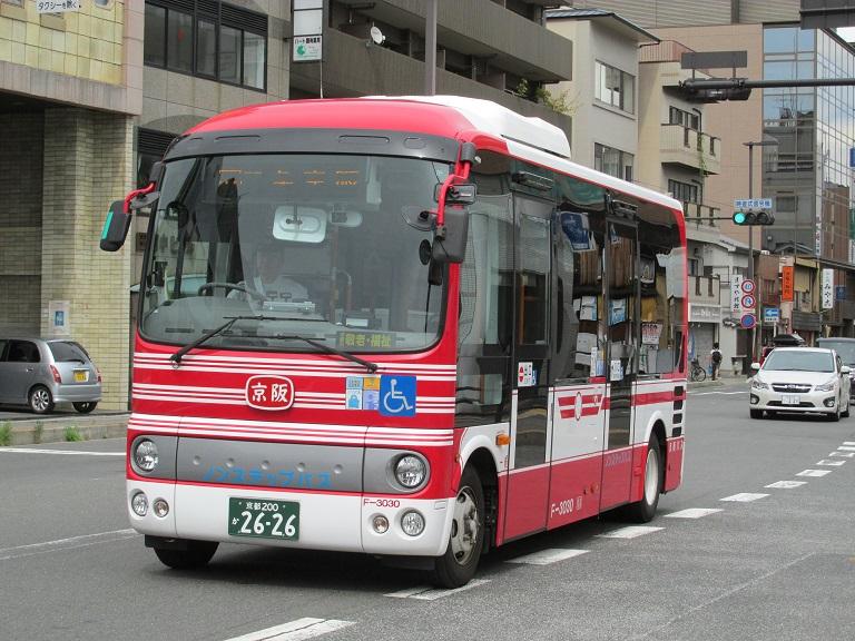 [2014年の夏][京都市] 京阪バス Img_0017