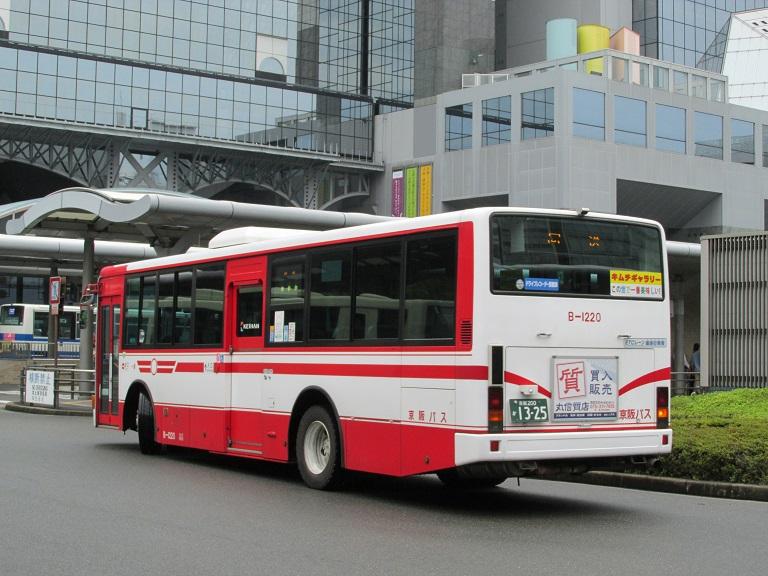 [2014年の夏][京都市] 京阪バス Img_0313