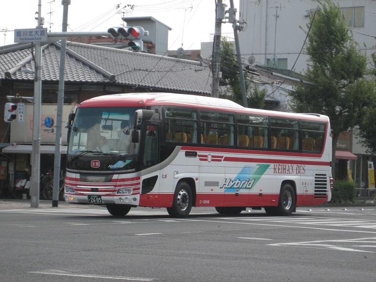 [2014年の夏][京都市] 京阪バス Img_3111