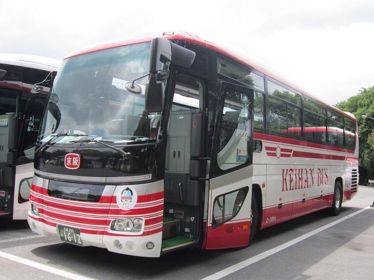 [2013年の夏][京都市] 京阪バス Img_3115