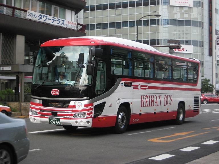 [2014年の夏][京都市] 京阪バス Img_3510