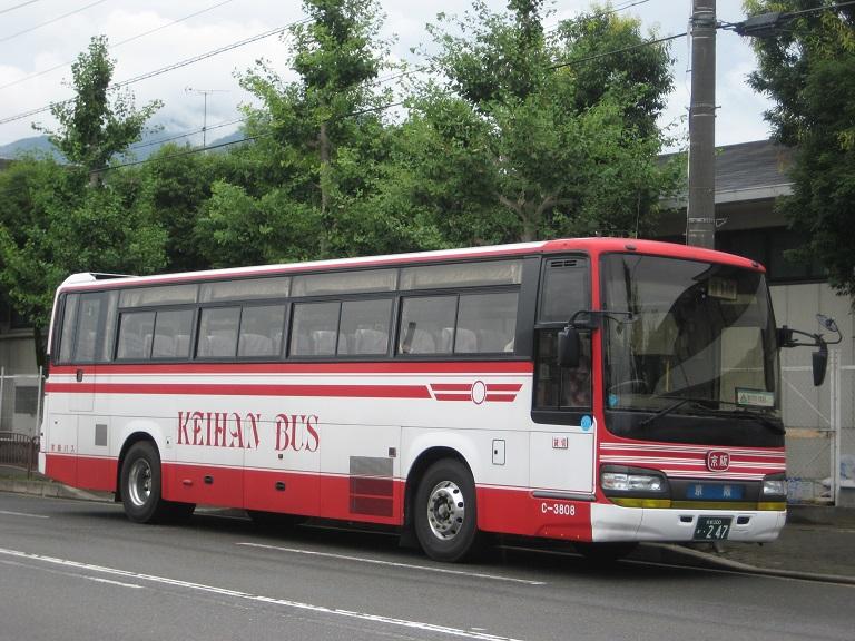 [2014年の夏][京都市] 京阪バス Img_4312