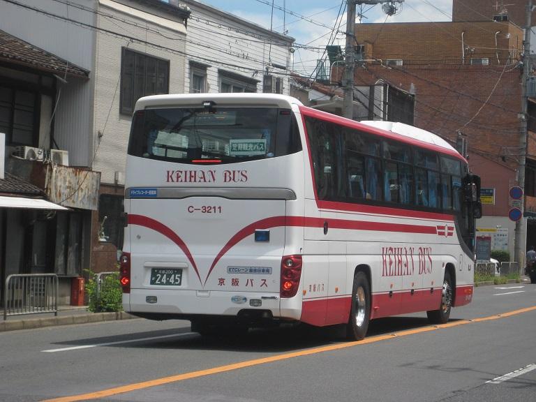 [2014年の夏][京都市] 京阪バス Img_5111