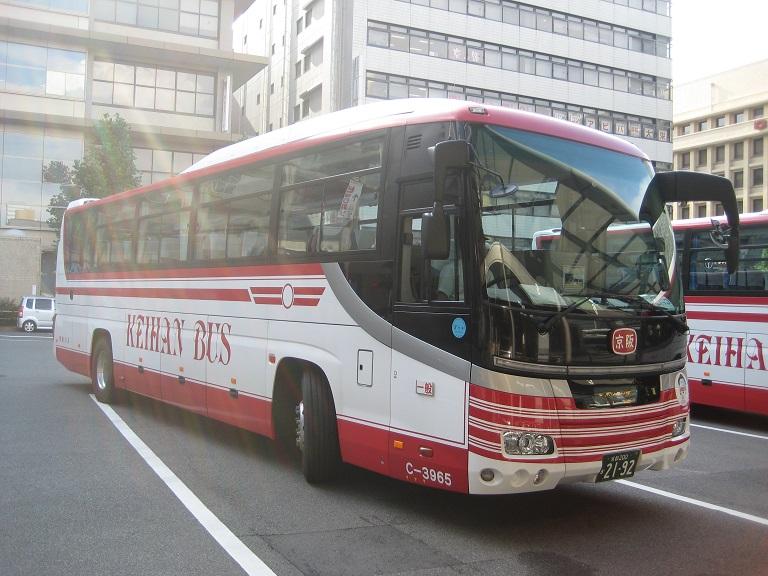[2014年の夏][京都市] 京阪バス Img_5914
