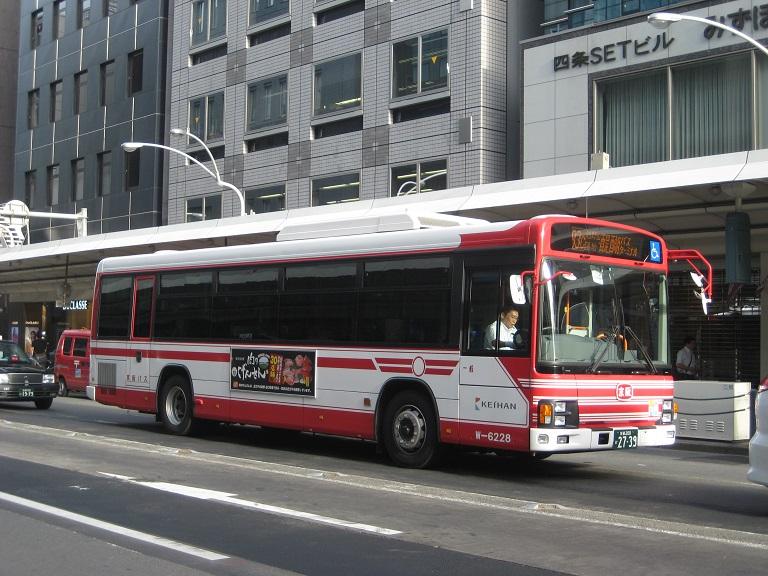 [2014年の夏][京都市] 京阪バス Img_6310