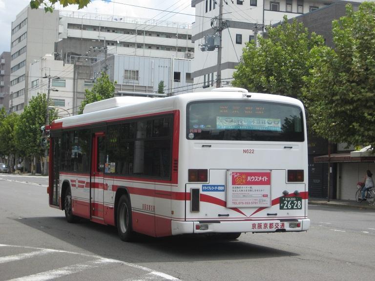 [2014年の夏][京都市] 京阪京都交通 Img_6711