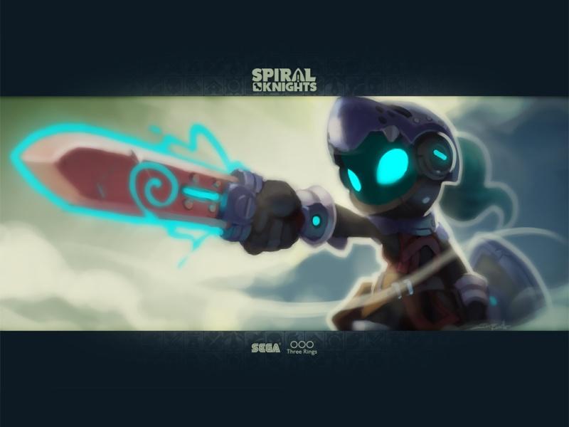 Spiral Knight ! Spiral10
