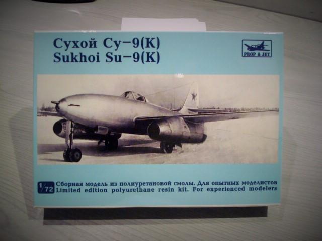 Sukhoi 9 (1946) Dsc01222