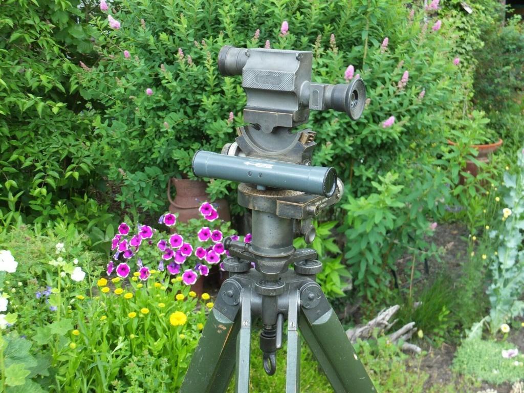 Viseur italien WW2 pour canon ou lunette de tir (rajout photos) 111