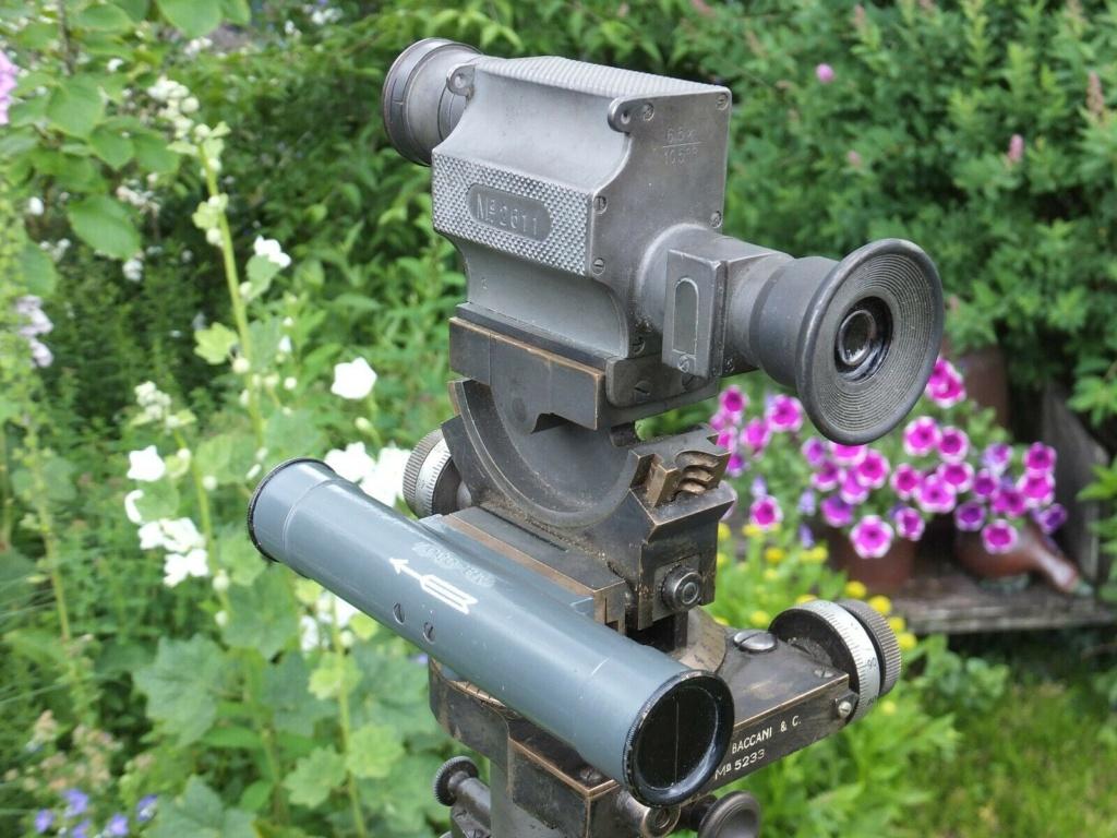 Viseur italien WW2 pour canon ou lunette de tir (rajout photos) 211