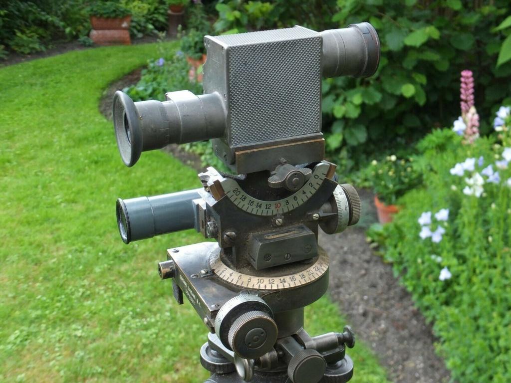 Viseur italien WW2 pour canon ou lunette de tir (rajout photos) 311