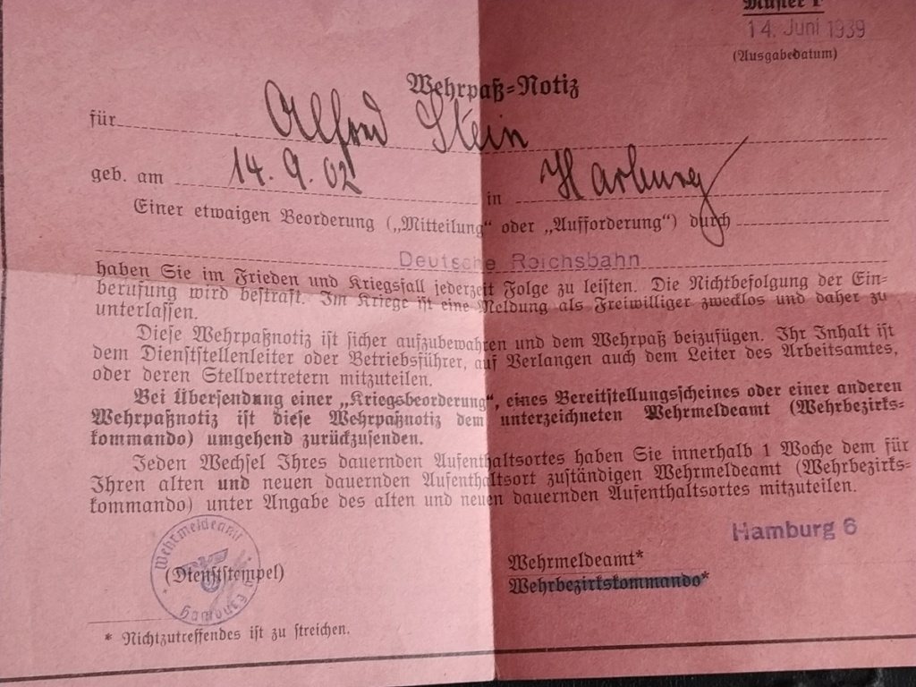 3 Wehrpass pour identifier  Img_2072