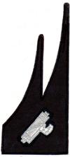Insigne de col - chemise noire italienne ? Mvsn10